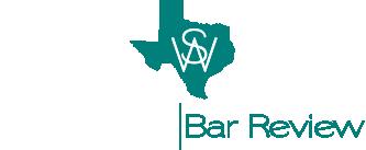 FAQ - Texas Bar Review - Southwest Bar Review